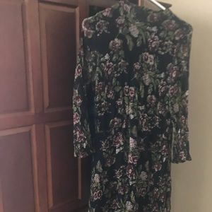 Very pretty Zara maxi dress